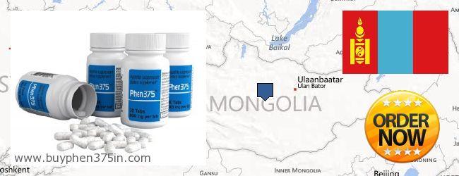 Hvor kjøpe Phen375 online Mongolia