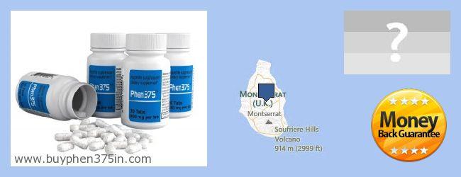 Hvor kjøpe Phen375 online Montserrat