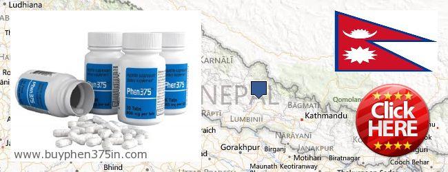 Hvor kjøpe Phen375 online Nepal