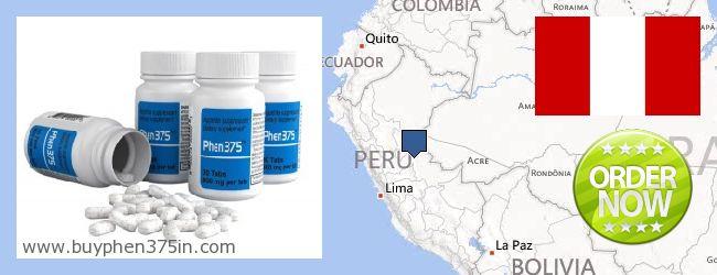 Hvor kjøpe Phen375 online Peru