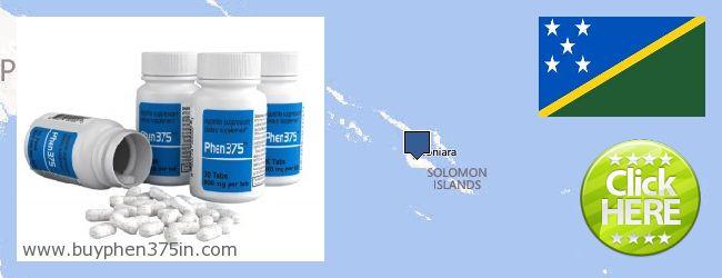 Hvor kjøpe Phen375 online Solomon Islands