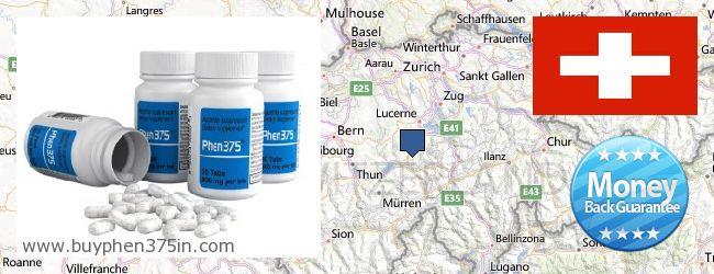 Hvor kjøpe Phen375 online Switzerland
