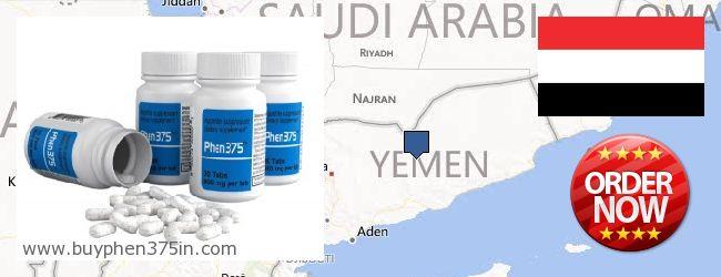 Hvor kjøpe Phen375 online Yemen