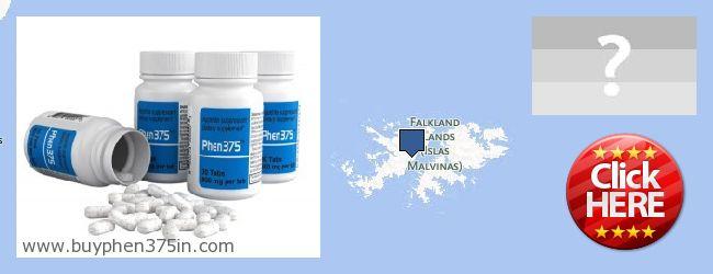 Kde koupit Phen375 on-line Falkland Islands
