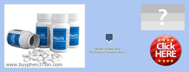 Kde koupit Phen375 on-line Heard Island And Mcdonald Islands
