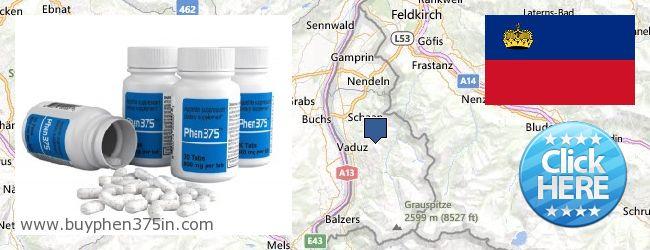 Kde koupit Phen375 on-line Liechtenstein