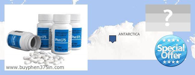 Jälleenmyyjät Phen375 verkossa Antarctica