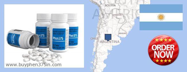Jälleenmyyjät Phen375 verkossa Argentina