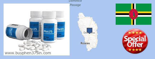 Jälleenmyyjät Phen375 verkossa Dominica