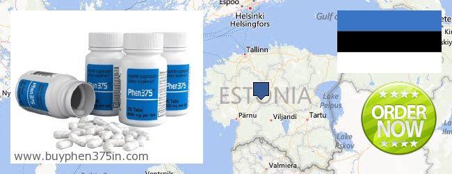 Jälleenmyyjät Phen375 verkossa Estonia