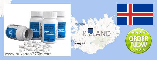 Jälleenmyyjät Phen375 verkossa Iceland