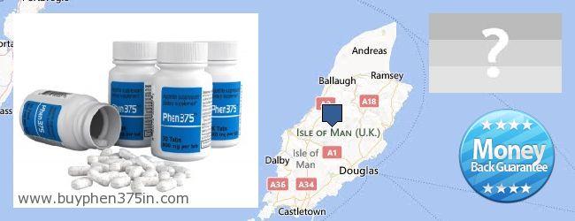 Jälleenmyyjät Phen375 verkossa Isle Of Man