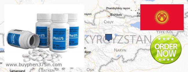 Jälleenmyyjät Phen375 verkossa Kyrgyzstan