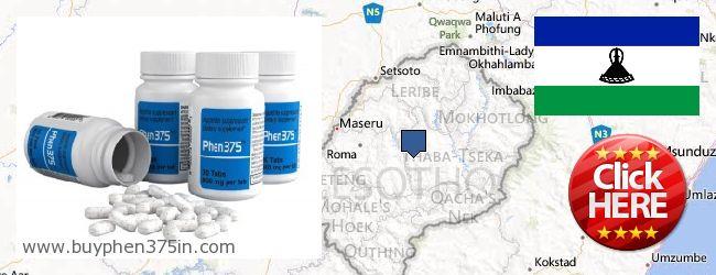 Jälleenmyyjät Phen375 verkossa Lesotho