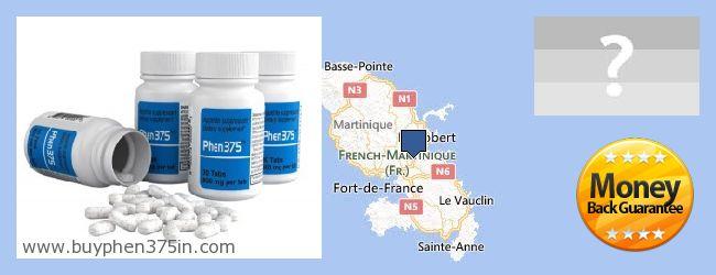 Jälleenmyyjät Phen375 verkossa Martinique