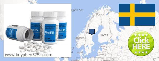 Jälleenmyyjät Phen375 verkossa Sweden